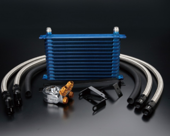 Greddy - Universal Oil Cooler Kit - Standard Type
