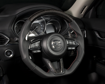 Kenstyle - Steering Wheel - Mazda CX-3 (2016/11~)