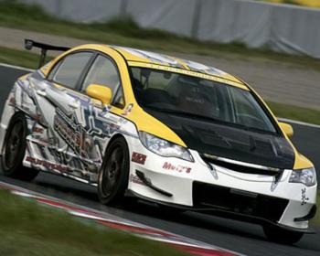 J's Racing - R304 SUS Exhaust 60R