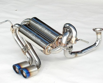 Schaferhund - Exhaust System