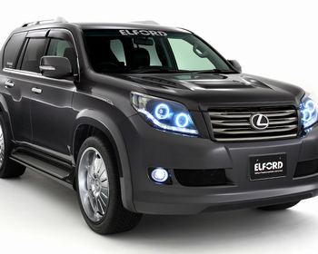 Elford - Toyota Lancruiser Prado 150 Body Kit (2009/9~2013/8)