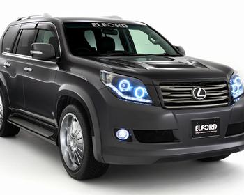 Elford - Toyota Lancruiser Prado 150 Body Kit (2009/9~2013/8)