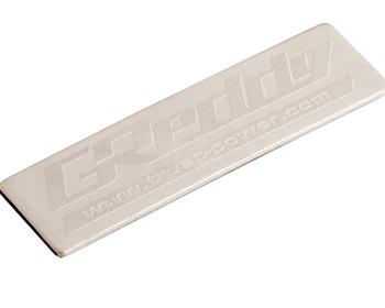 Greddy - Aluminum Emblem