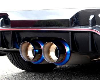 M and M Honda - Super Titanium Exhaust
