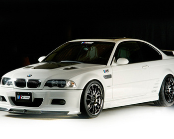 VRS - BMW E46 M3 Street Version Aero Parts