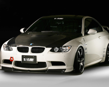 VRS - BMW E92 M3 Coupe Aero Parts