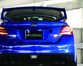 Liberal - Hayabusa WRX Sports Tail Lamps