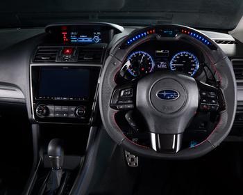 DAMD - Performance Steering Wheel
