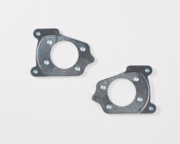 Spoon - Rear Adjusting Plate for Street