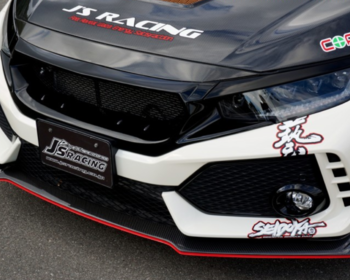 J's Racing - Front Sports Grill