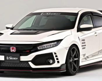 Varis - Arising-I - Honda Civic Type-R FK8