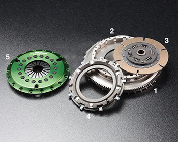 OS Giken - Repair Parts - Street Master Clutch