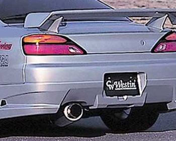C-West - Nissan Silvia S15 Rear Bumper