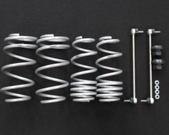 Suzuki Works Kurume - Lowdown Sports Spring & Link Set