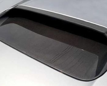 Hippo Sleek - Carbon Bonnet Duct
