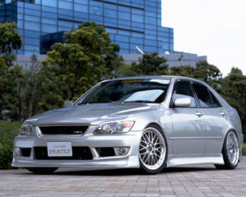 Car Make T&E - Vertex Altezza SXE10/GXE10 Aero Parts
