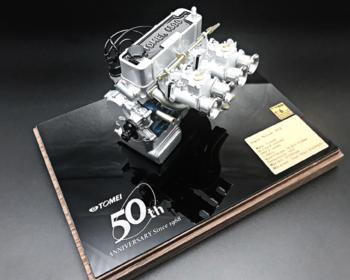 Tomei - 50th Anniversary A12 Engine Model