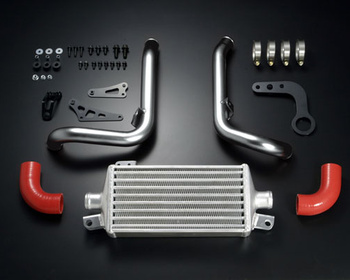 Monster Sport - High Flow Intercooler Type-2