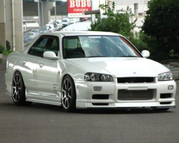 URAS - Type R - R34 Skyline 4 Door