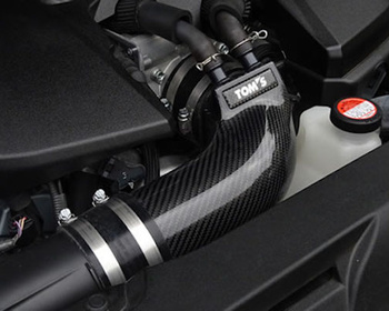 TOM'S - Carbon Suction Pipe Kit For RC F / GS F