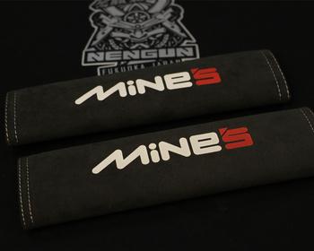 Mines - Seat Belt Pads