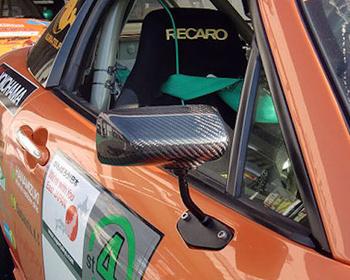 Murakami Motors - Carbon Mirror for Super Taikyu NC Roadster