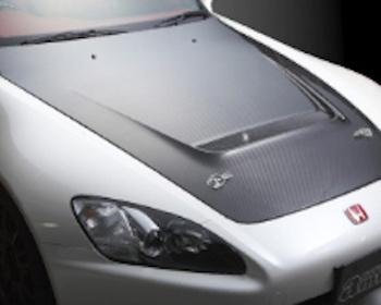 Amuse - S2000 Dry Carbon Bonnet