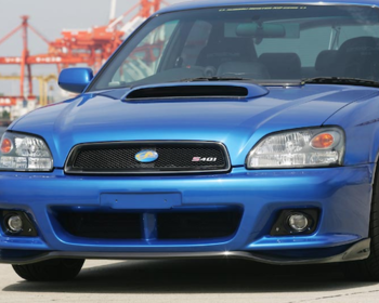 K2 Gear - S401 Type Front Lip