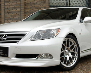 LX-Mode  - Aero Parts for Lexus LS 600h / 460 (40 series first term)