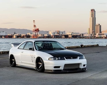 Garage Active - Full Wide Body Kit - R33 GTR