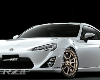 Yokohama Wheel - ADVAN Racing RZII Wheels