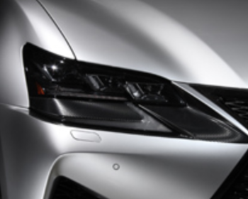 TOM'S - Carbon Trim - Lexus GS-F