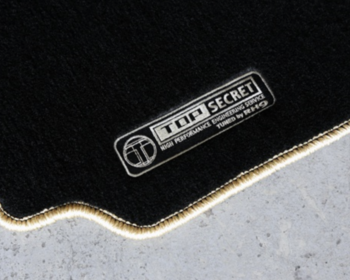 Top Secret - Original Floor Mats