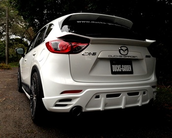Ducks-Garden - Mazda CX-5 (KE) Rear Bumper