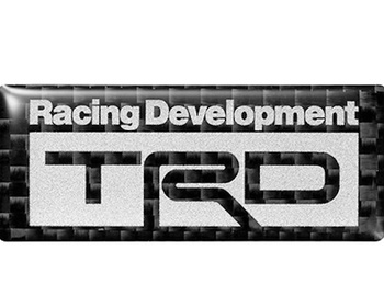 TRD - Carbon Sticker