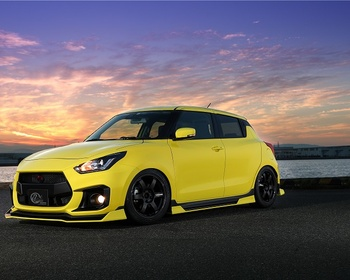 KUHL - Suzuki Swift Sport ZC33S Aero Kit