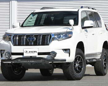 JAOS - Front Skid Bar for Prado 150 Series