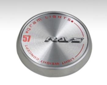 RAYS - Gram Lights - 57FXX & 57FXX-PRO Center Caps