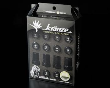 WEDS - Kranze Forged Lock Nut Set