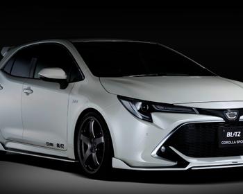 Blitz - Aero Speed R-Concept for Corolla Sport