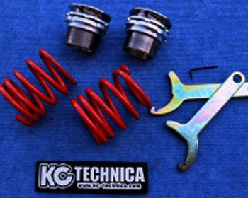 KC Technica - Rear Spring Set