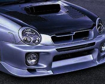 C-West - Subaru Impreza GD Front Bumper