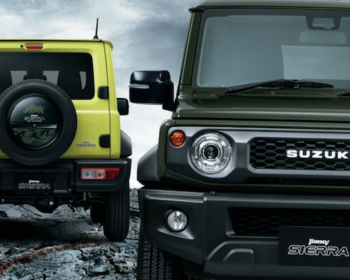 Suzuki - Genuine Suzuki Jimny Sierra Accessories