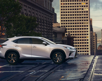Lexus - NX300 Dealer Option Parts