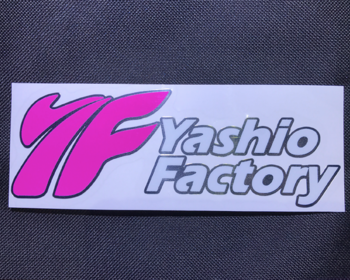 Yashio Factory - YF2017 Cutting Sticker