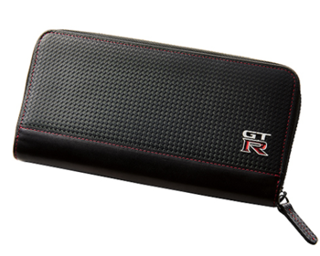 Nissan - GT-R Long Wallet (Fastener Type)