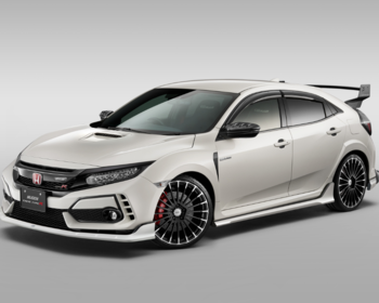 Mugen - Aerodynamics - Civic Type R FK8