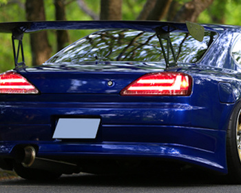 78Works - S15 Silvia Fiber Full LED Tail Lamps