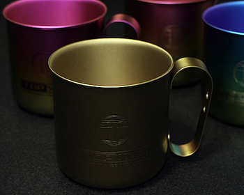 Top Secret - Titanium Mug