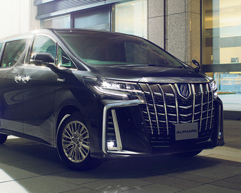 Toyota - Genuine Toyota Alphard Accessories